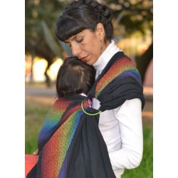 Binni Rainbow Ring Sling
