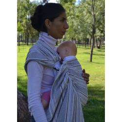 Zhuub White Ring Sling
