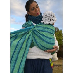 Zhuub Green Ring Sling
