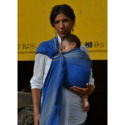 Balaj Blue Ring Sling