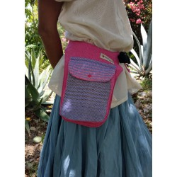 Saddlebags Bedund Pink