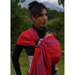 Balaj Red Ring Sling