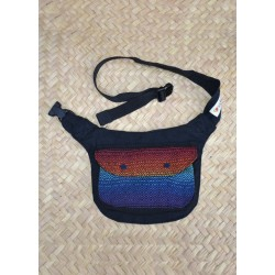 Waist bag Binni Rainbow