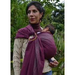 Balaj Wine Ring Sling