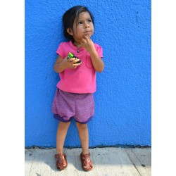 Shorts Binni Violeta
