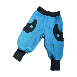 Pants Tiil Blue