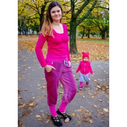 Pantalones Tiil Rosa