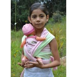 Mini Fular Balai Rosa