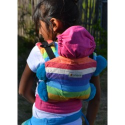 Mini Carrier Arcoiris
